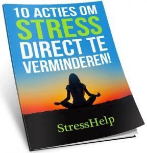 10 acties om stress direct te verminderen
