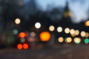 Stress symptomen - vertroebeld wazig zicht